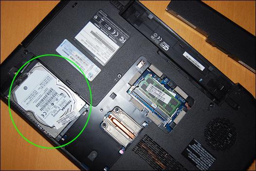 disque dur pc portable lenovo