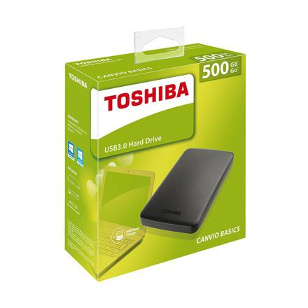 disque externe toshiba 500 go
