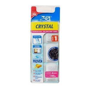 dose api crystal