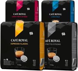 dosettes cafe royal