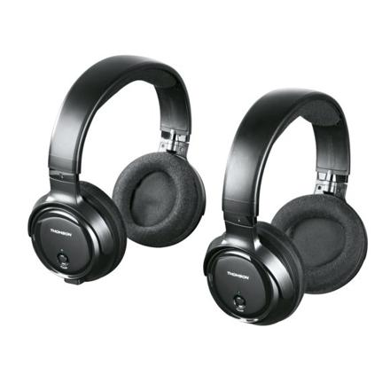 duo casque tv sans fil
