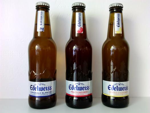 edelweiss biere