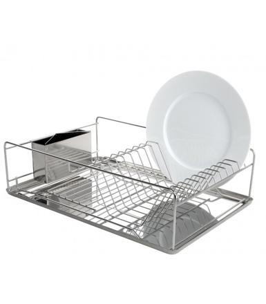 égouttoir à vaisselle inox