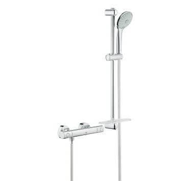 ensemble douche grohe