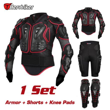 ensemble moto cross
