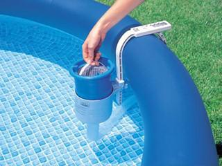 epurateur de piscine hors sol