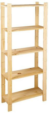 etagere bois