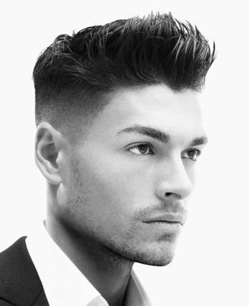 exemple de coupe de cheveux homme