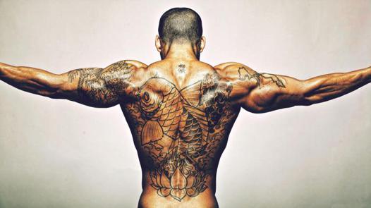 exemple tatouage homme