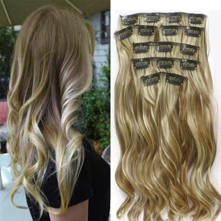 extension cheveux a clip