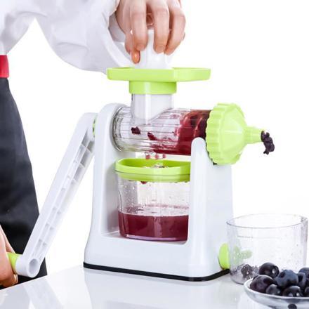 extracteur de jus manuel healthy juicer