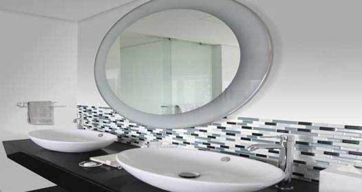 faience autocollante salle de bain