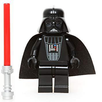 figurine lego dark vador