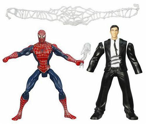 figurine spiderman 3