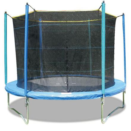 filet de protection trampoline 244