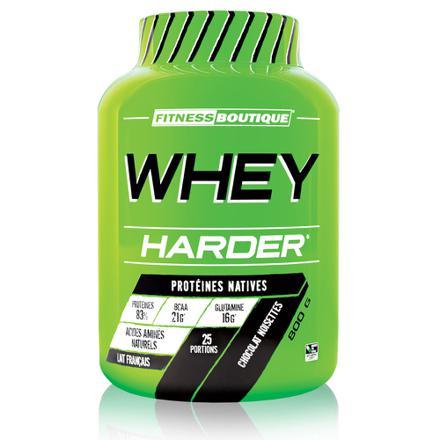 fitness boutique proteine