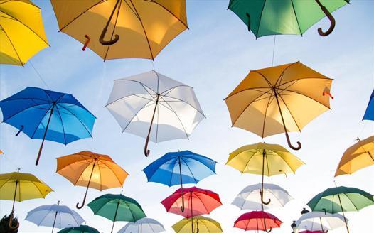 fond d'écran parapluie