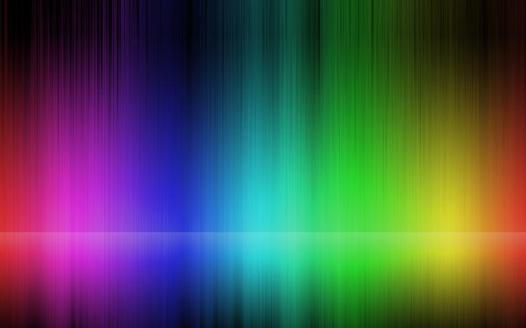 fond ecran multicolore