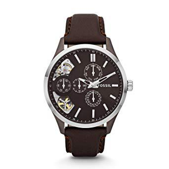 fossil montre homme