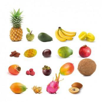 fruit qui commence par d