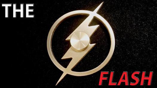 hand spinner flash