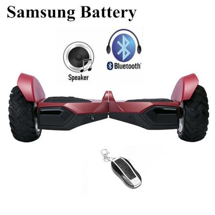 hoverboard tout terrain samsung