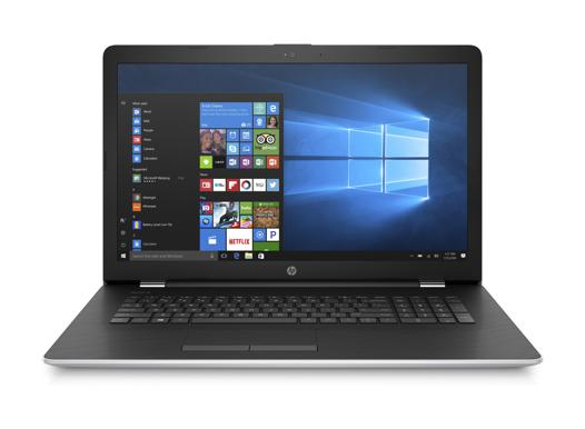 hp notebook 17