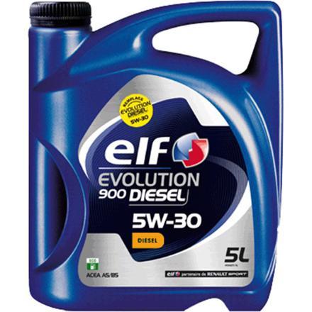 huile elf 5w30 diesel