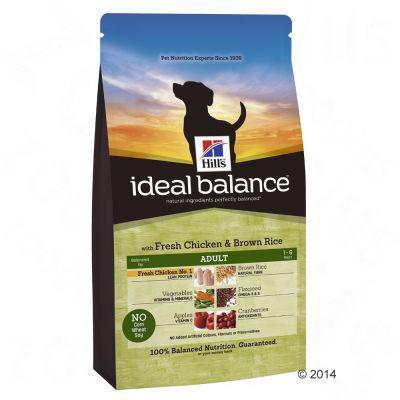 ideal balance chien