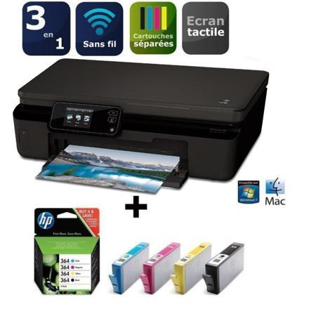 imprimante hp cartouches 364