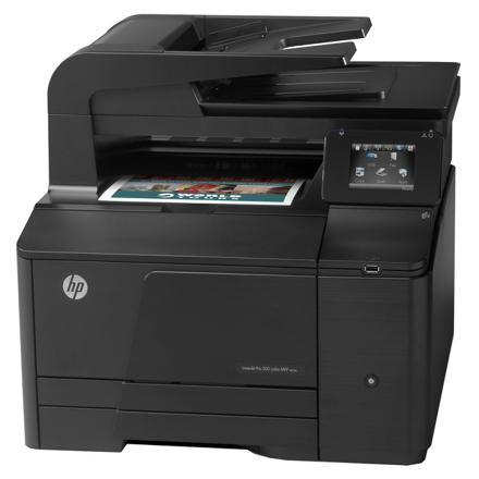 imprimante laser couleur multifonction wifi hp