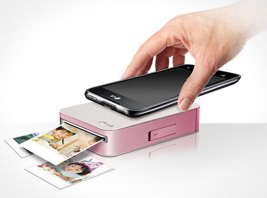imprimante pour téléphone portable
