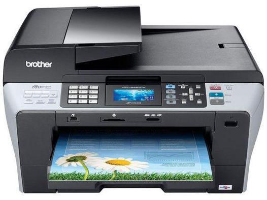 imprimante scanner jet d'encre