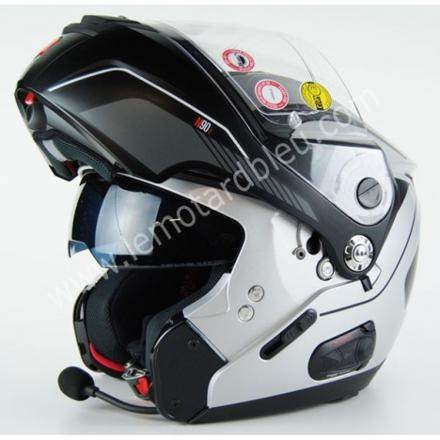 intercom casque moto