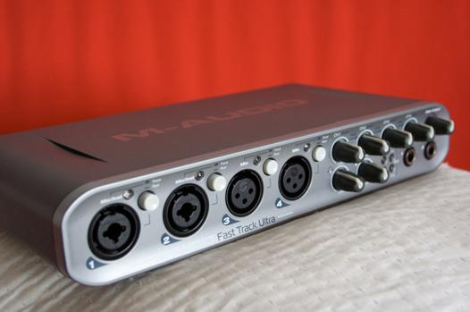 interface audio externe