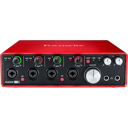 interface audio usb