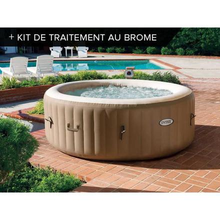 intex jacuzzi gonflable