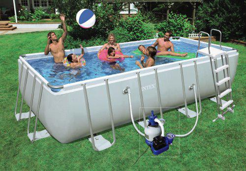 intex piscine hors sol