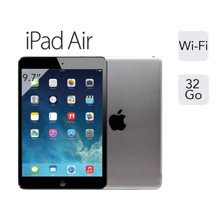 ipad air wifi 32go