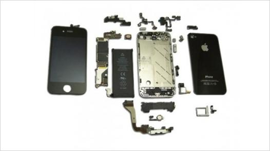 iphone 4 piece detachee