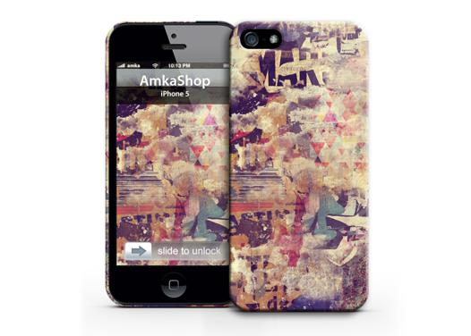 iphone 5 coque vintage