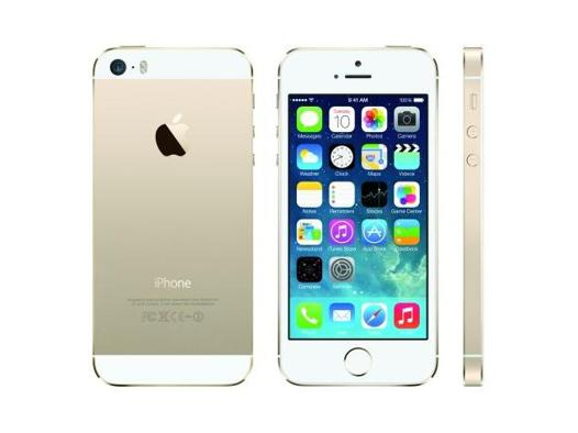 iphone 5s en or