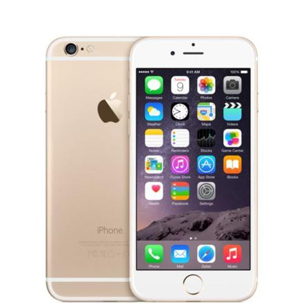 iphone 6 gold blanc