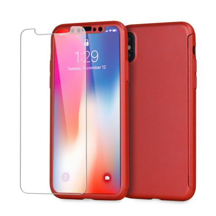iphone x rouge