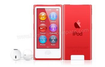 ipod nano 7 rouge