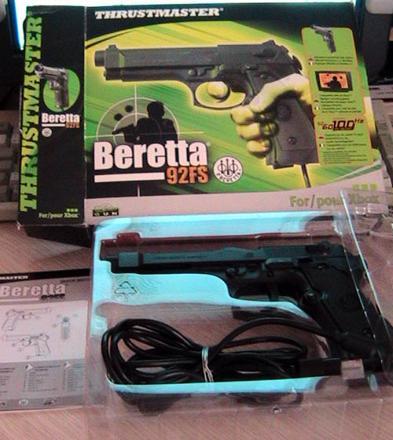 jeu avec pistolet xbox 360