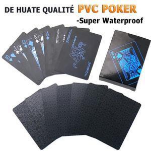 jeu de carte waterproof