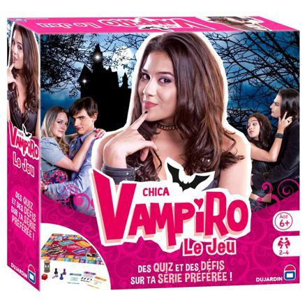 jeu de chica vampiro