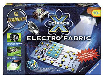 jeu electro fabric