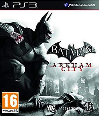 jeu ps3 batman